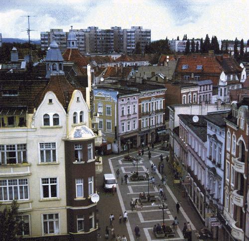Wiesbaden, Marktkirche, a photo from Hessen, West | TrekEarth |Hessen Germany Poland